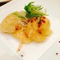 料理メニュー写真ぷりぷり海老のマヨネーズ