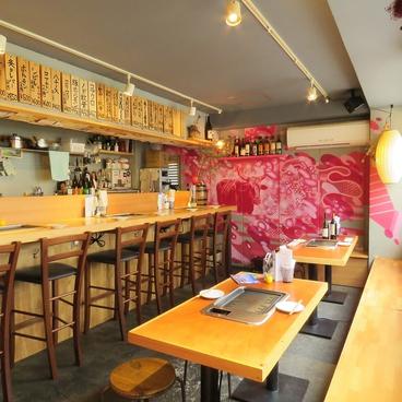静岡焼肉酒場したゴコロ。の雰囲気1
