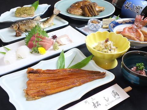少人数で静かに季節のお料理をお楽しみ頂けます。手の込んだ和食料理がお手軽価格で◎