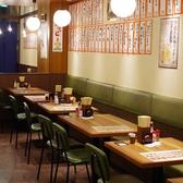 和牛もつ焼酒場 大八 ダイバーシティ東京プラザの雰囲気2