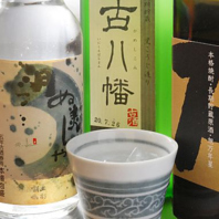 こだわりの日本酒がたくさん!