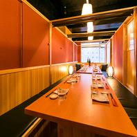 【新横浜徒歩1分】最大110名様迄ご案内可能。宴会貸切◎