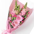 【宴会無料グッズ2:花束】各種ご宴会を盛り上げる無料グッズをご用意しております。主役の方に感謝を込めて『花束』のプレゼント♪※要予約。詳細を店舗にお問合せください。※写真はイメージです。
