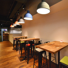イタリアン ピザ ペアリングバー 六本木店の写真