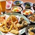 料理メニュー写真ペアセット★デートにおすすめ★ 生ビール又は、ソフトドリンクサービス