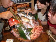 魚は目で見て決めるべし!