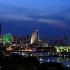 スターホテル横浜 屋上ビアガーデンの写真