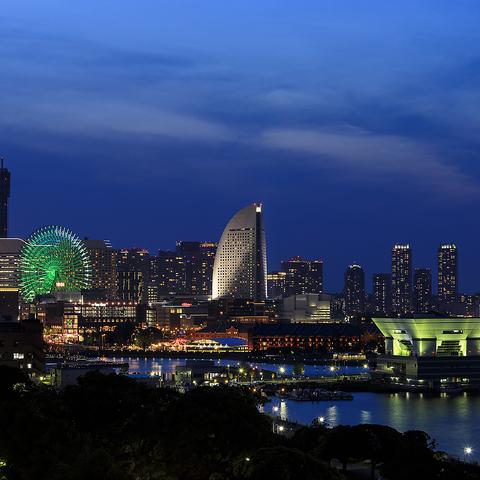 屋上ビアガーデン スターホテル横浜