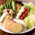 料理メニュー写真野菜盛合せ