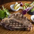 料理メニュー写真Tボーン炭火焼きステーキ