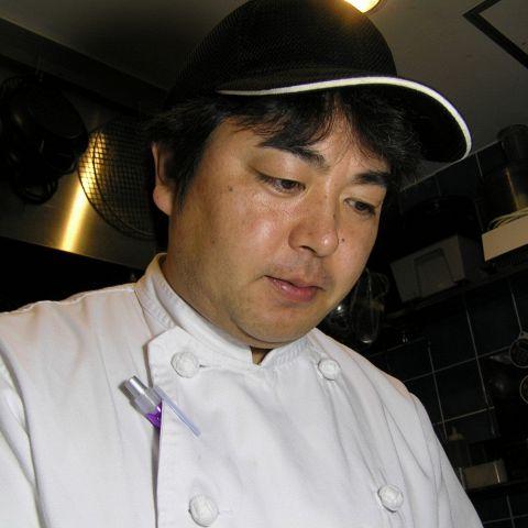 松岡シェフのこだわりが凝縮した、バラエティに富んだメニュー♪一生懸命汗かいてます!いかがでしょうか?!