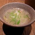 料理メニュー写真ご縁スープ