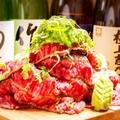 料理メニュー写真【名物!】特盛の牛トロ~贅沢な極み寿司~
