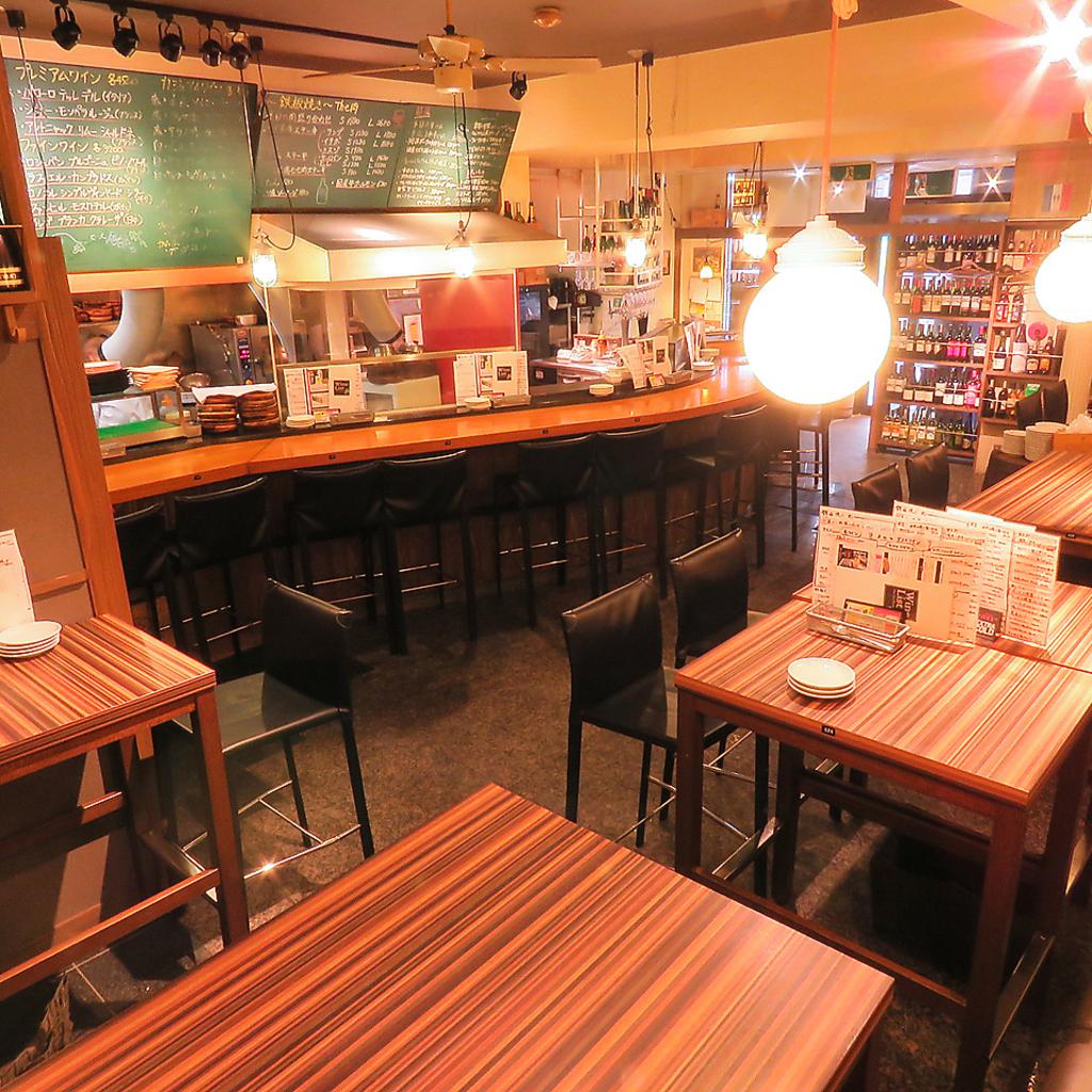 駅前ワイン肉バル わたなべ精肉店 徳島駅前店|店舗イメージ3