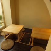 半個室風の掘りごたつのお席で、新鮮なお刺身や美味しい日本酒に舌鼓をうってみてはいかがでしょうか?