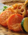料理メニュー写真【名物!】野菜の唐揚げ盛り合わせ