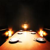 女子会や合コンも完全個室席で♪プライベート空間で周りを気にせずお愉しみいただけます!!