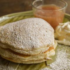 ひがし茶屋街 パンケーキカフェ fluffy フラッフィーのおすすめ料理1