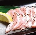 料理メニュー写真豚トロ(首)