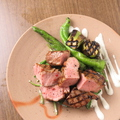 料理メニュー写真美星もち豚のグリル