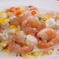 料理メニュー写真海老と卵白炒め