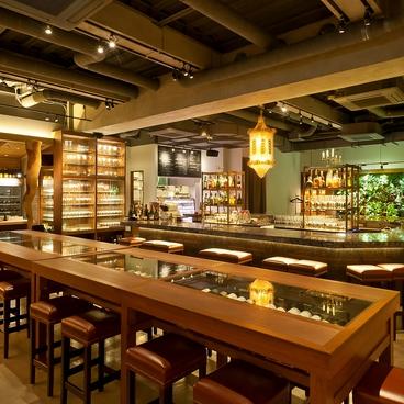 ワインハウス WINE HOUSE 南青山の雰囲気1