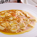 料理メニュー写真海鮮上海カニ味噌豆腐