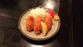 料理メニュー写真カキフライ(3個)