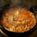 料理メニュー写真石焼き きのこリゾット