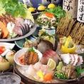 旬の味覚★☆大満足2h飲み放題付コース
