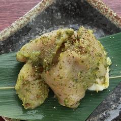 料理メニュー写真チキンバジル