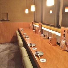 日本海庄や ガレッソ新潟駅前店の雰囲気1