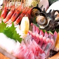 毎日中央市場から仕入れた海鮮を提供します。