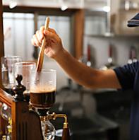 【コーヒー】当店でしか味わえない特別なコーヒーを♪