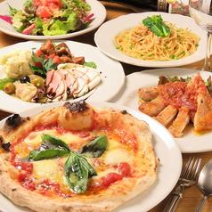 ピッツェリアバー YUME ユメ トツカーナ店のおすすめ料理1