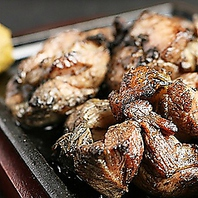 おすすめ『鶏もも焼き』