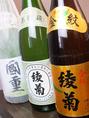 国重・綾菊・金陵他香川の地酒もあり