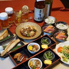 新潟十日町 魚沼食堂 水戸エクセル店のコース写真