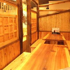 2階に新しくオープンした個室♪