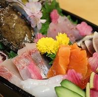 長崎近海の新鮮な魚介類