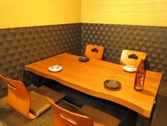個室居酒屋 九州料理 居酒屋黒丸 健軍店の雰囲気1