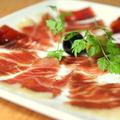 料理メニュー写真スペイン産イベリコ黒豚の生ハム