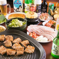 本場の韓国料理♪