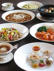 仙台国際ホテル 中国料理 翠林のコース写真