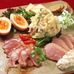 燻製欧食堂 ルッチョラのコース写真