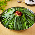 料理メニュー写真博多もつ鍋 -味噌・しょうゆ-