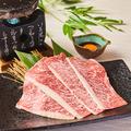 料理メニュー写真常陸牛の熔岩すき焼き