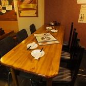 和を大切に…★長テーブルでワイワイしたい方、仲良くなりたい方とのお食事にお勧め♪