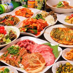 本格韓国料理 マンナ屋 新大久保店の写真