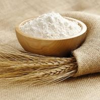 粉もんには、厳選された道産小麦を使用。